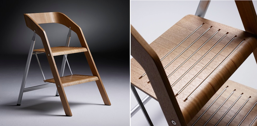 Designing for Step Stools : kitchen step stool with seat - islam-shia.org