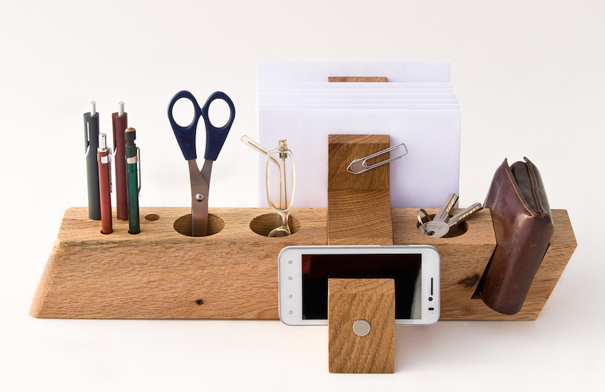 Designing for desk organization core77 - Organiser un bureau ...