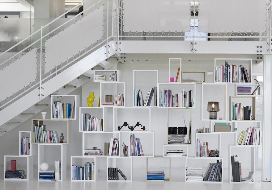 Muuto-stacked-shelving-system-under-stairs.jpg