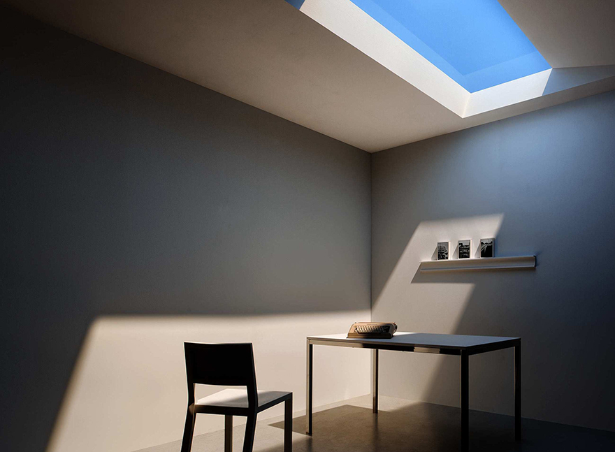 New light panel technology imagine having a ceiling skylight on the researchers in italy have created a lighting panel that uses nanoparticles to create nearly natural daylight this is much better than fluorescents aloadofball Image collections