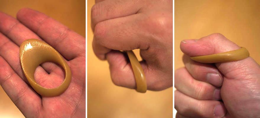 History of thumb rings