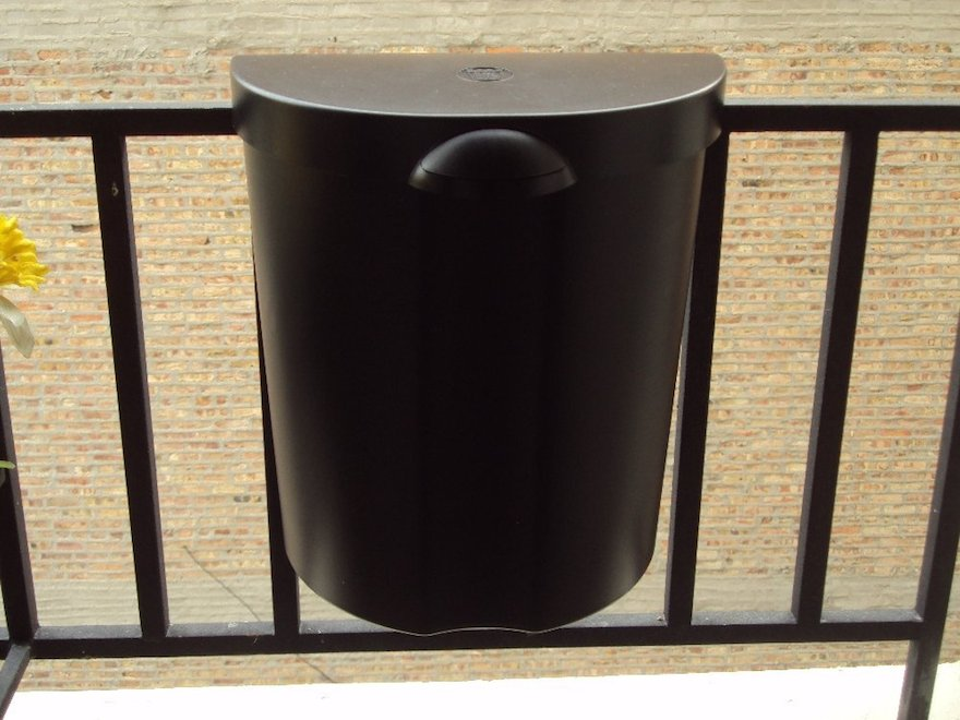 Designing For Disposal Part 2 Lidded Trash Cans Core77