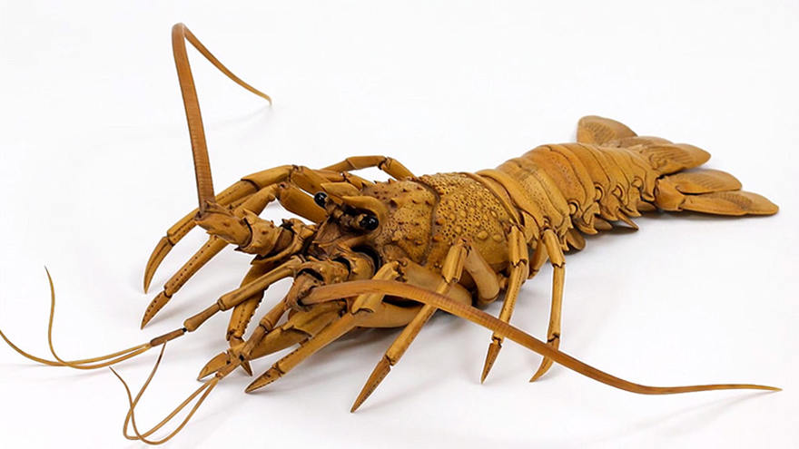 JointedAnimals-WoodenLobster.jpg