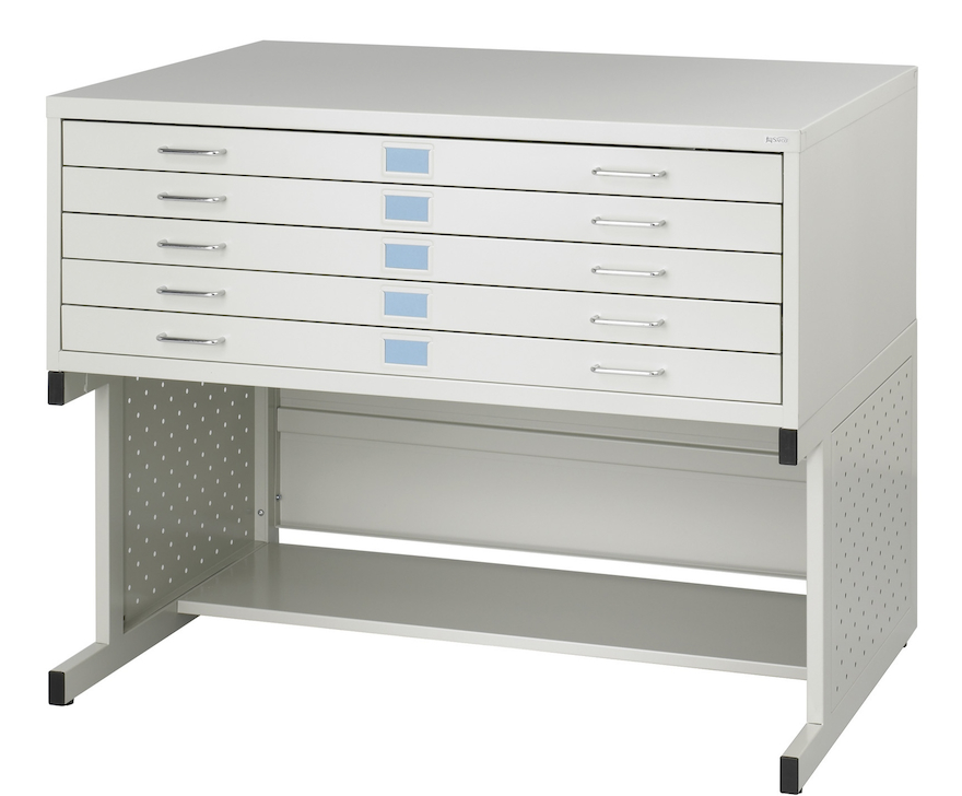 Safco-Facil-flat-file-on-high-base.jpg