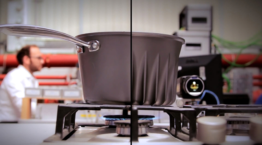 UK Rocket Scientist Designs HyperEfficient Cookware Core77