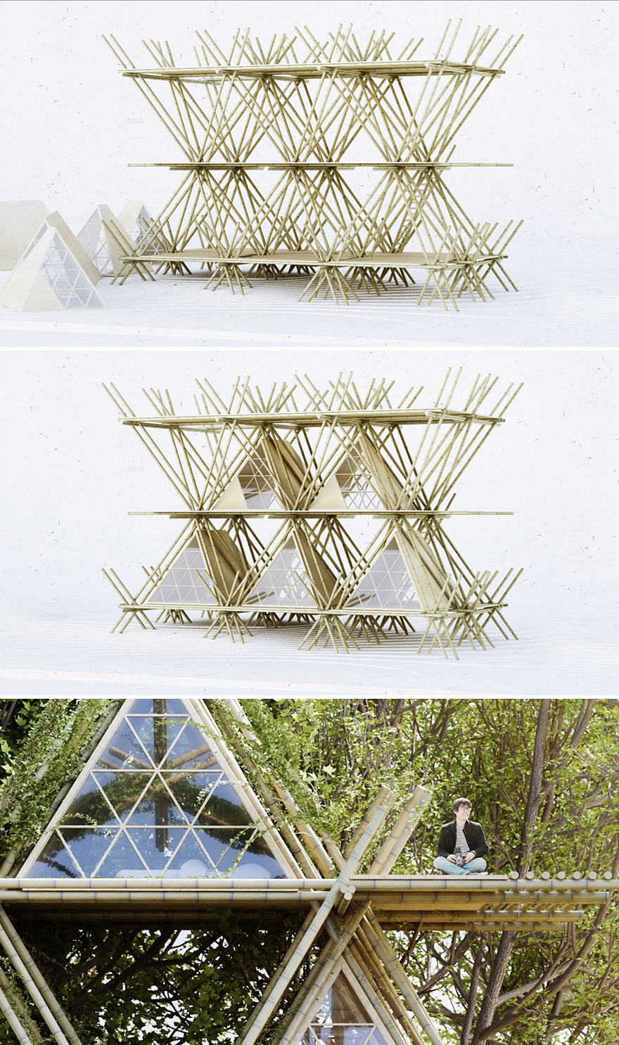 bamboo architecture buildings and structures pdf