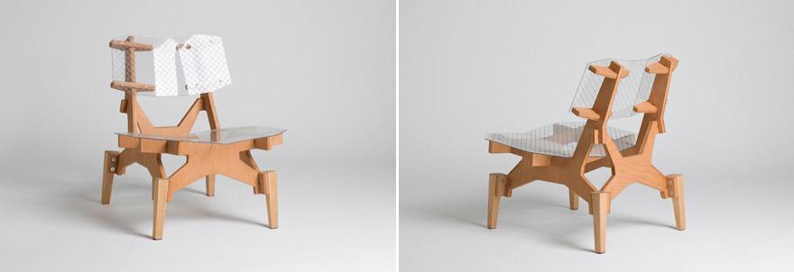 flat pack furniture design. flotspotting puzzleinspired flatpack furniture by konstantin achkov flat pack design h