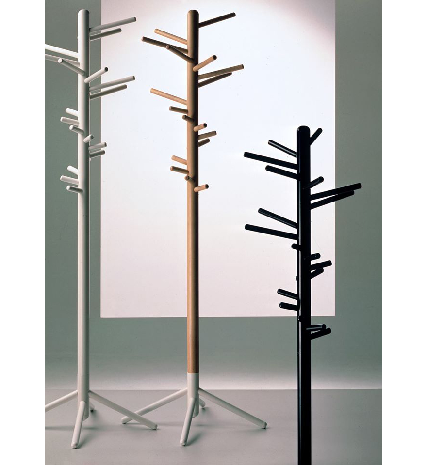 Keeping Clothes Off the Floor: Designing a Floor-Standing Coat Rack