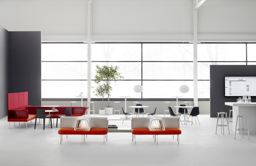 21 unique office furniture design awards for Award winning office interiors