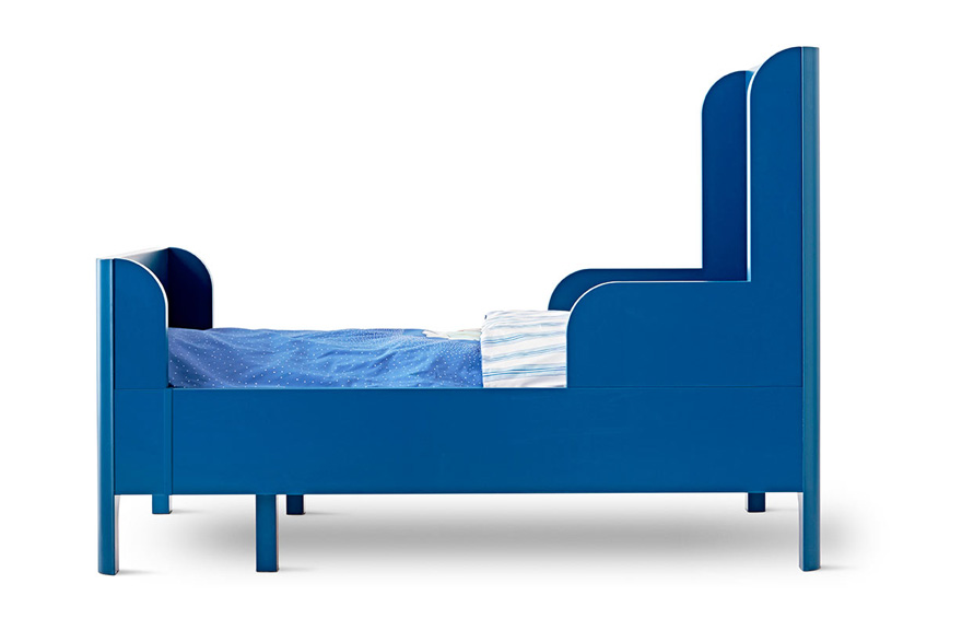 Ikea Blue Kids Bed