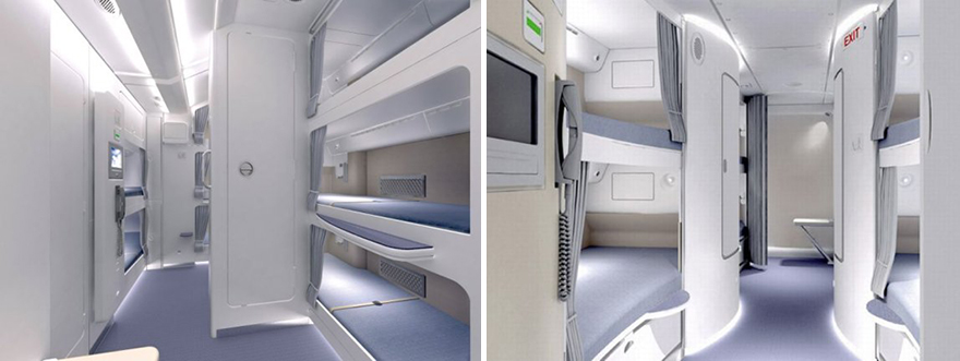 The Part of the Plane You Never Get to See: What Do Cabin ...