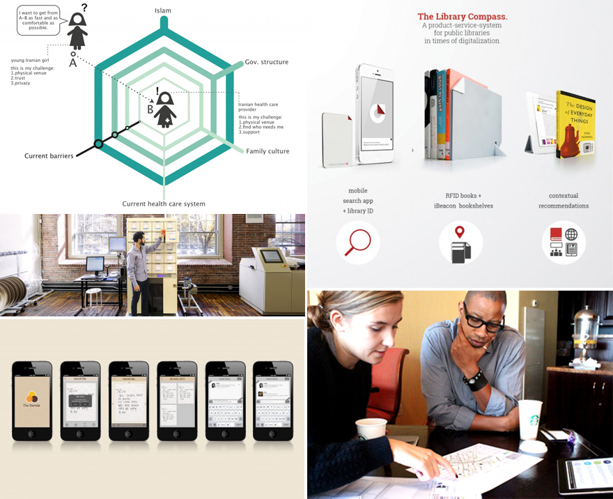 Core77 Design Awards 2014: The Best Service Designs of the Year