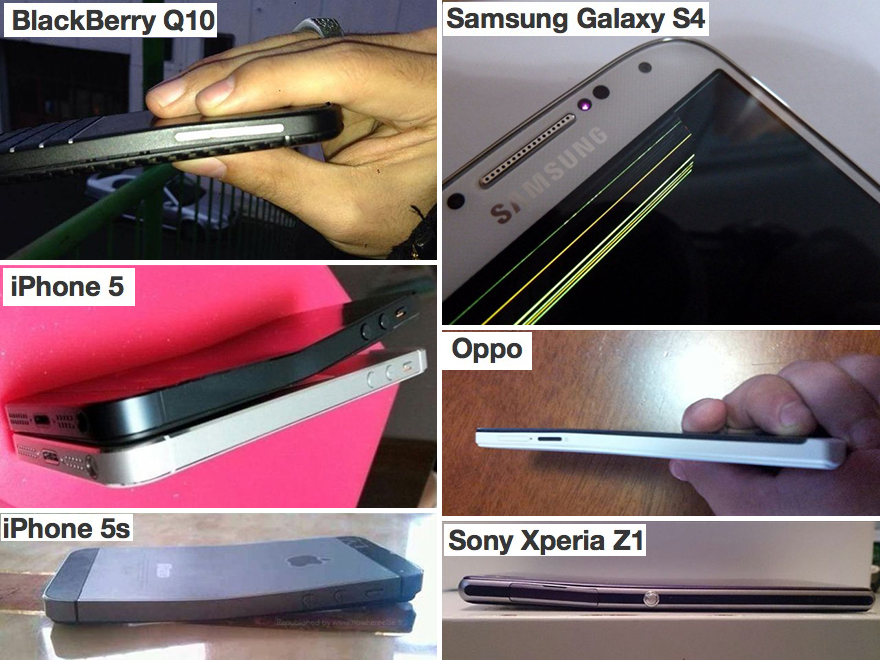 Smartphones That Get Bent Is This A Design Issue Or User