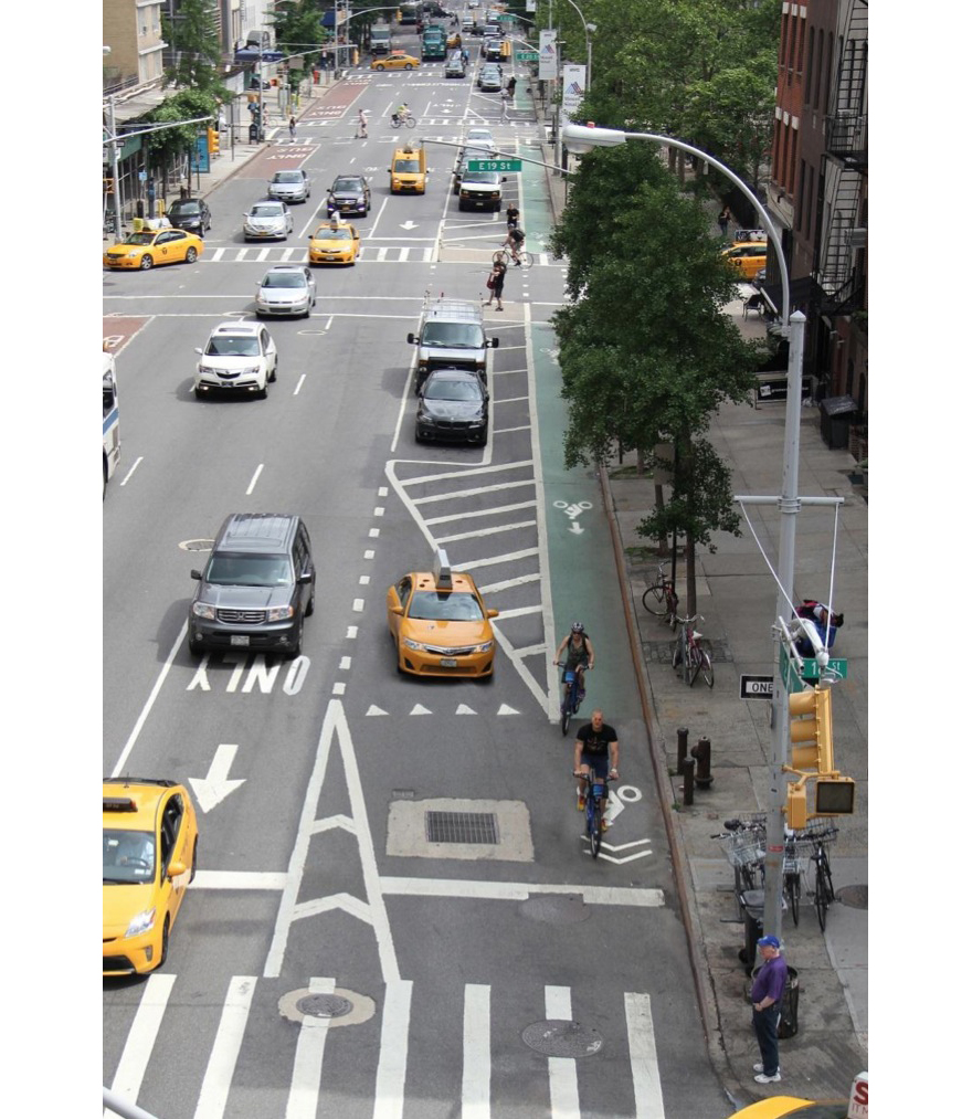 How Can Adding Bike Lanes Actually Improve the Flow of <I>Car</I ...