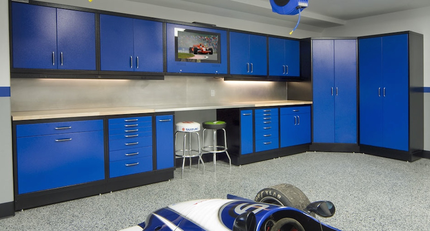 Designing For An Organized Garage Part 2 Using The Walls