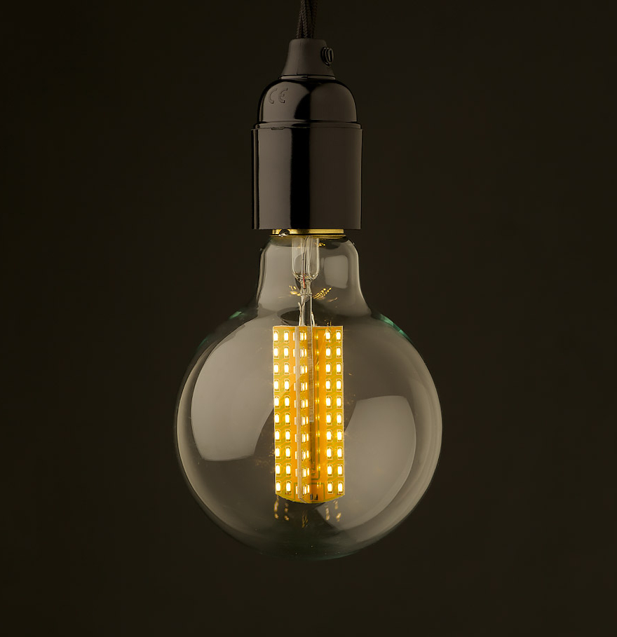 Giant Light Bulb Lamp Edison Light Globes Part 1 Lightbulbs Of The Past And Future