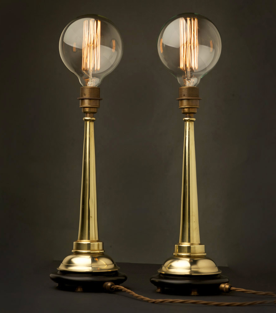 edison light globes part 2 brassy classy steampunk. Black Bedroom Furniture Sets. Home Design Ideas