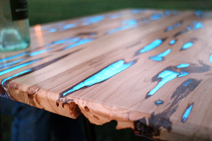 Woodworking By Tron Filling Wood Voids With