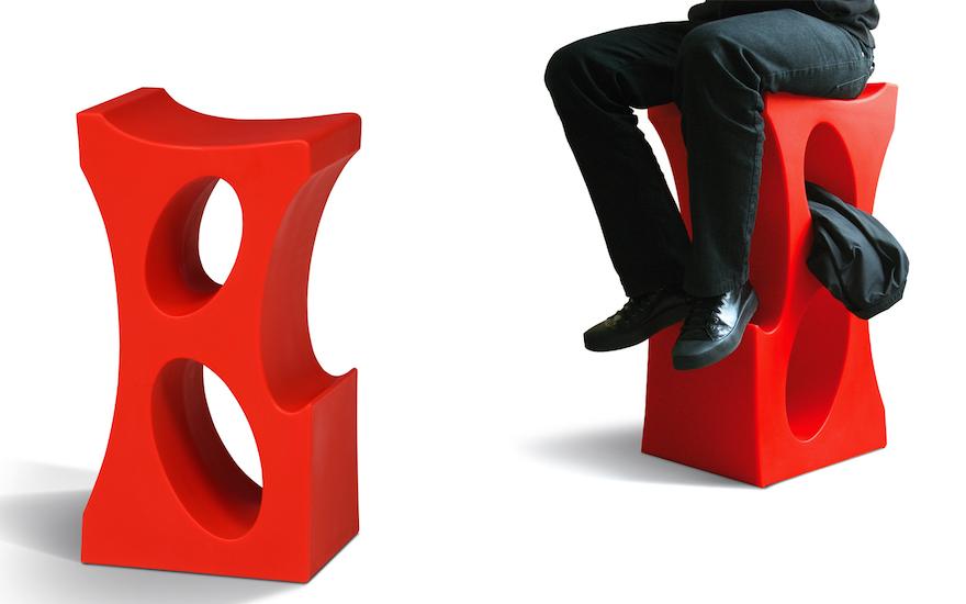 10 stools with storage