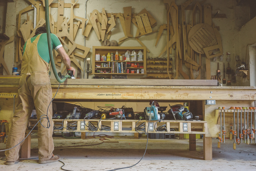 Merveilleux Tools That Change The Way We Design U0026 Build: Jory Brigham On The Festool  Dominou0027s In Shop Impact