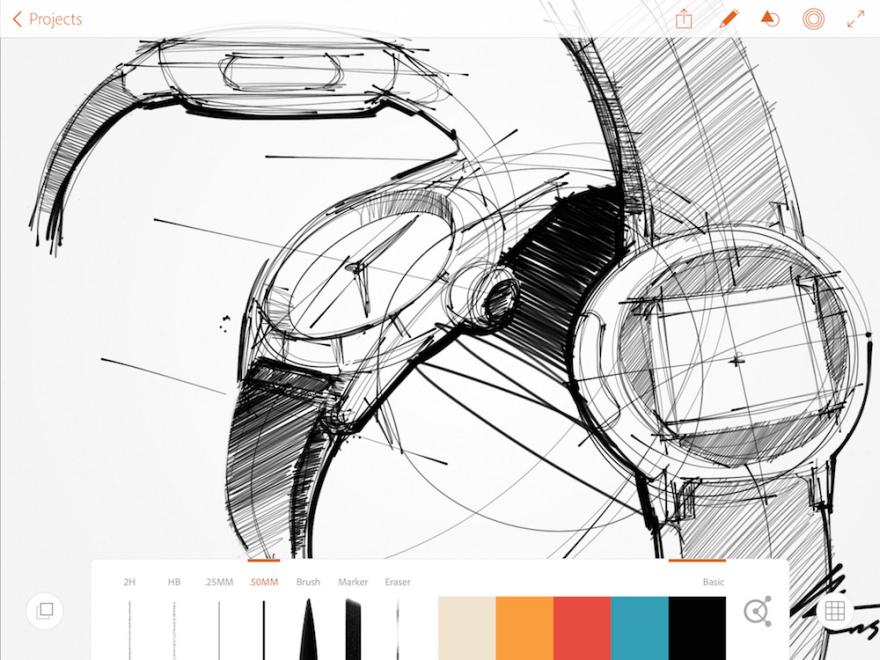 Best Sketchbook For Product Design
