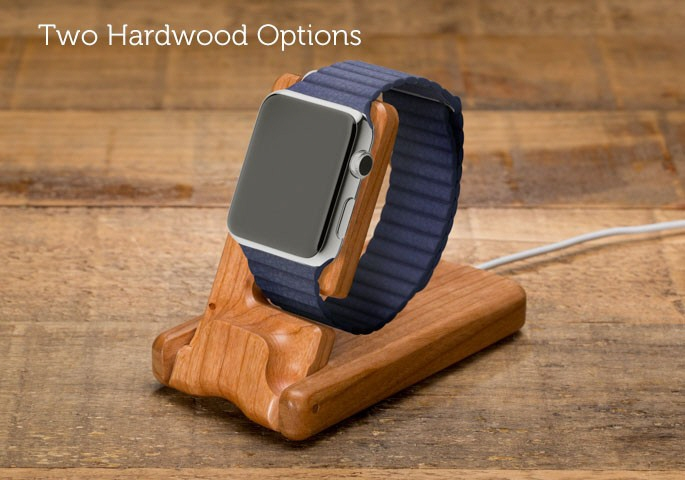 four different design approaches to smartwatch charging stands core77. Black Bedroom Furniture Sets. Home Design Ideas
