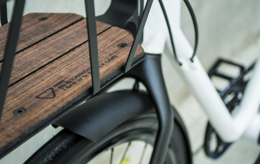 Evo Urban Utility Bike By Huge Design 4130 Cycleworks