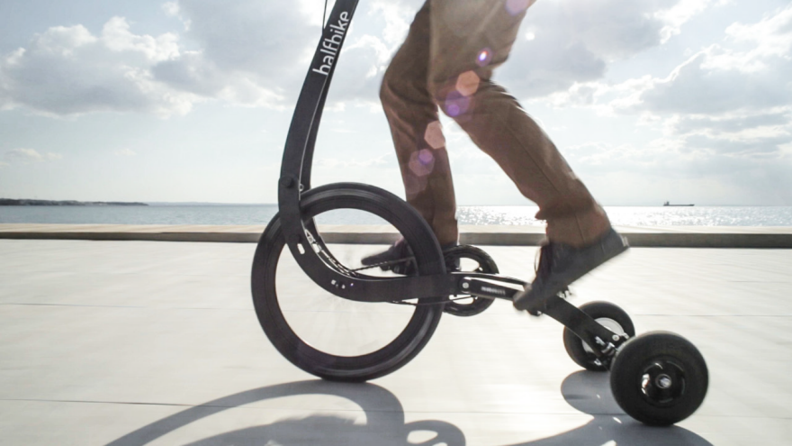 A New Bicycle Form Factor Wins on Kickstarter—Again - Core77