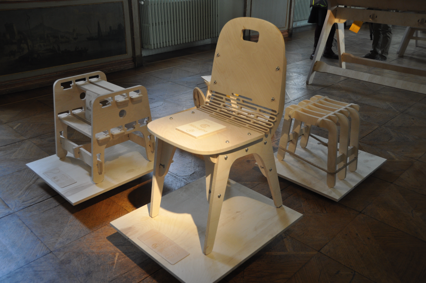Hacking Furniture OpenSource Is Center Stage At Atelier Clerici - Source furniture