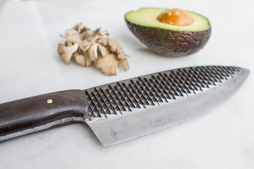 Chelsea Miller's Unusual Kitchen Knife Designs - Core77