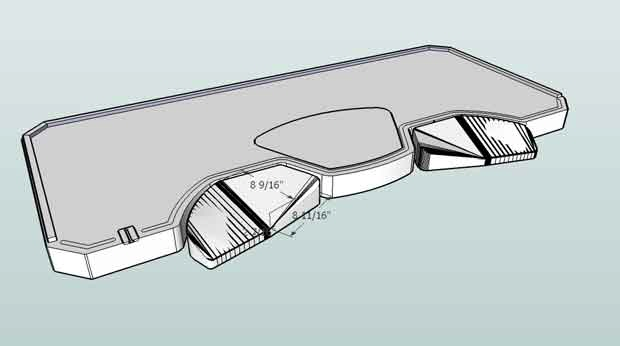 Bench Plan Ergonomic Bench Design Diy