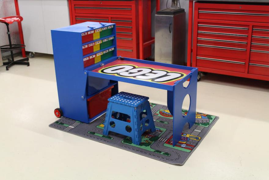 Lego Storage Units Father Designsbuilds Transforming Lego Storage Unit &amp