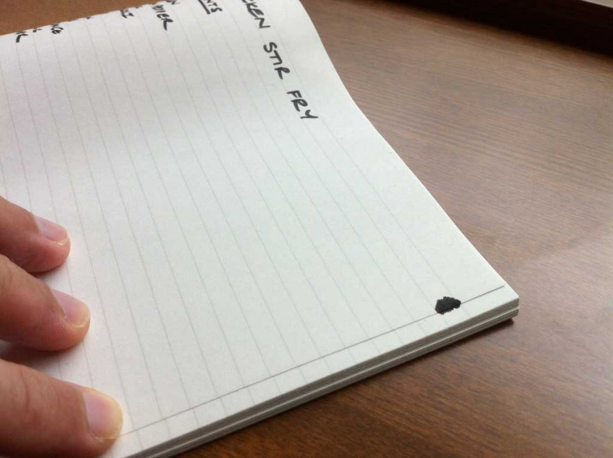 Japanese Notebook Paper From Japan, a B...