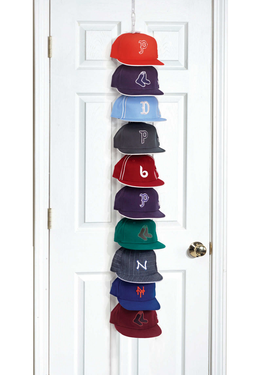 Organizing Baseball Caps