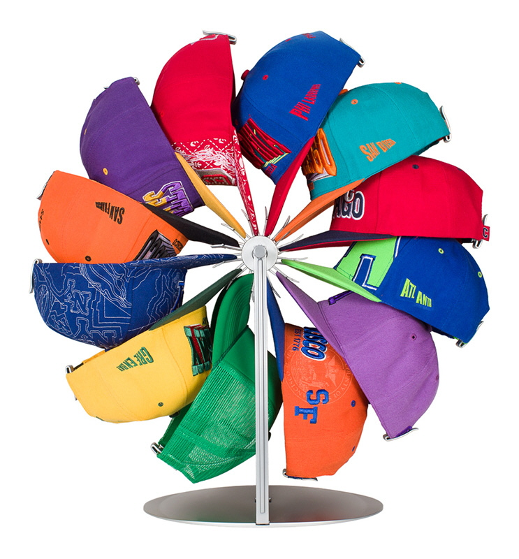 Baseball Hat Storage Ideas Designs