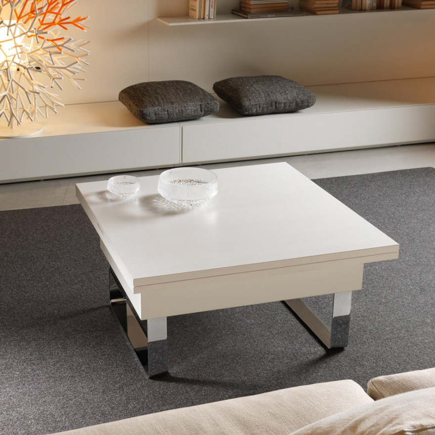 Designs for small spaces transformable coffee tables core77 - Table transformable but ...
