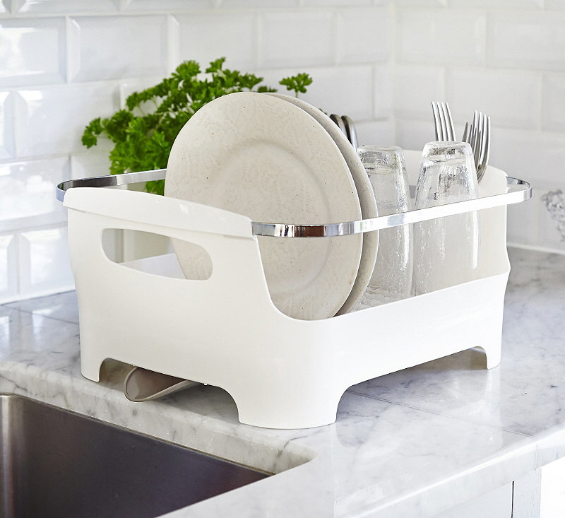 Enter a caption (optional) & Designs for Small Kitchens: Dish Racks - Core77
