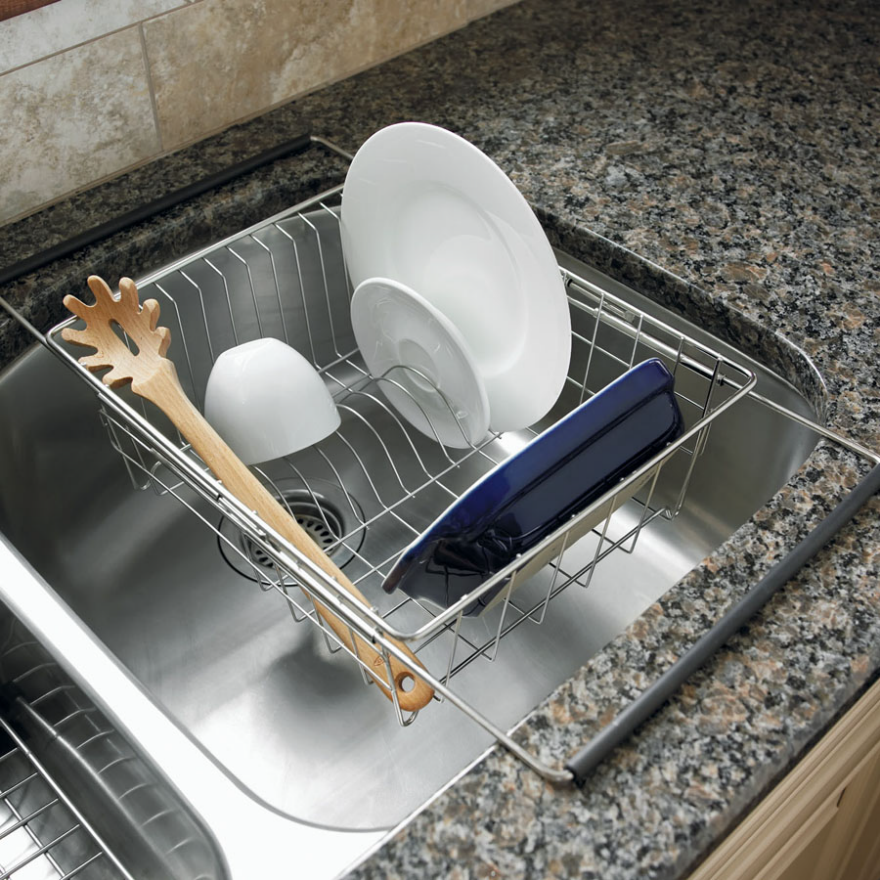 Designs For Small Kitchens Dish Racks