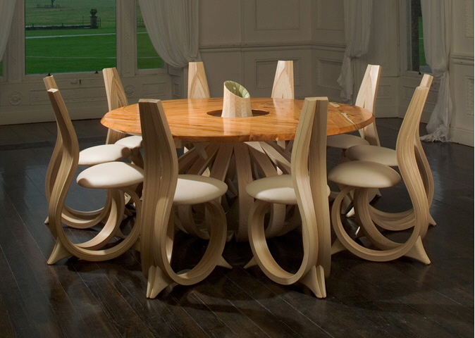 Joseph walsh studio 39 s stunning furniture designs core77 - Table a manger originale ...