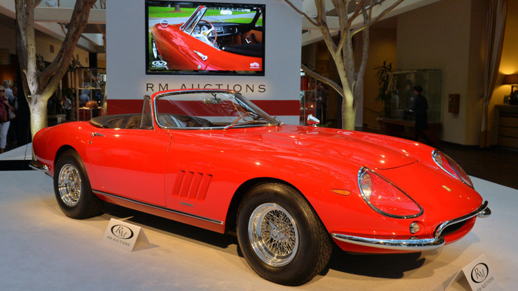 The Most Expensive Vintage Cars Sold At An Auction