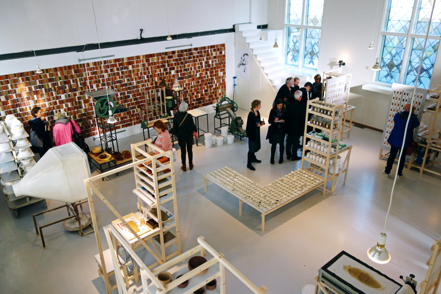 Dutch Design Week 2015 Atelier Nl S Site Specific