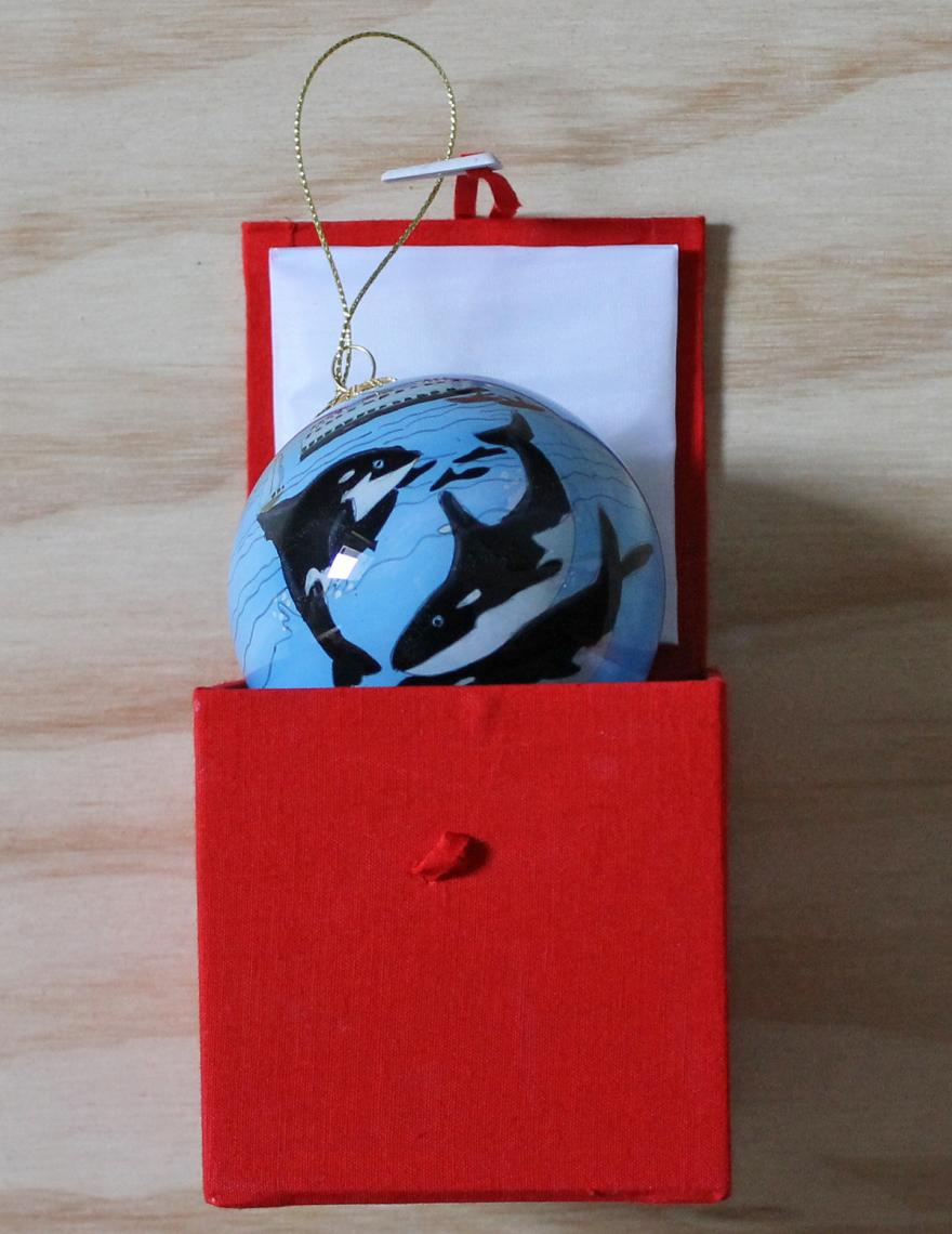 Individual ornament boxes - Enter A Caption Optional