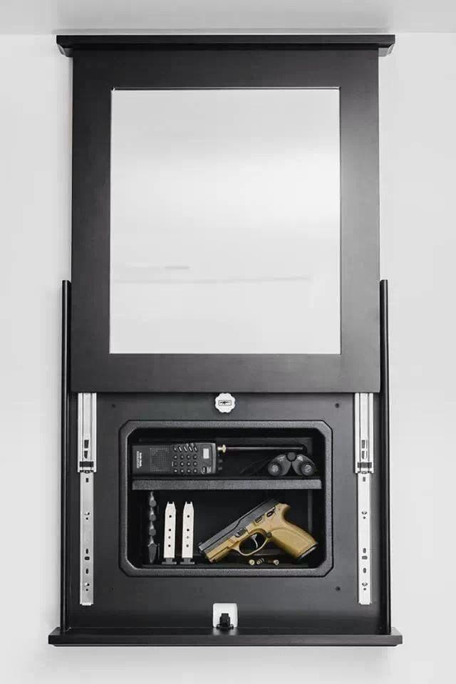 As Gun Sales Rise Gun Concealing Furniture Designs