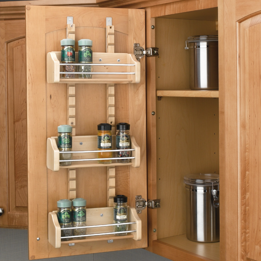 How to end spice storage madness part 1 core77 for Kitchen cabinets jeddah