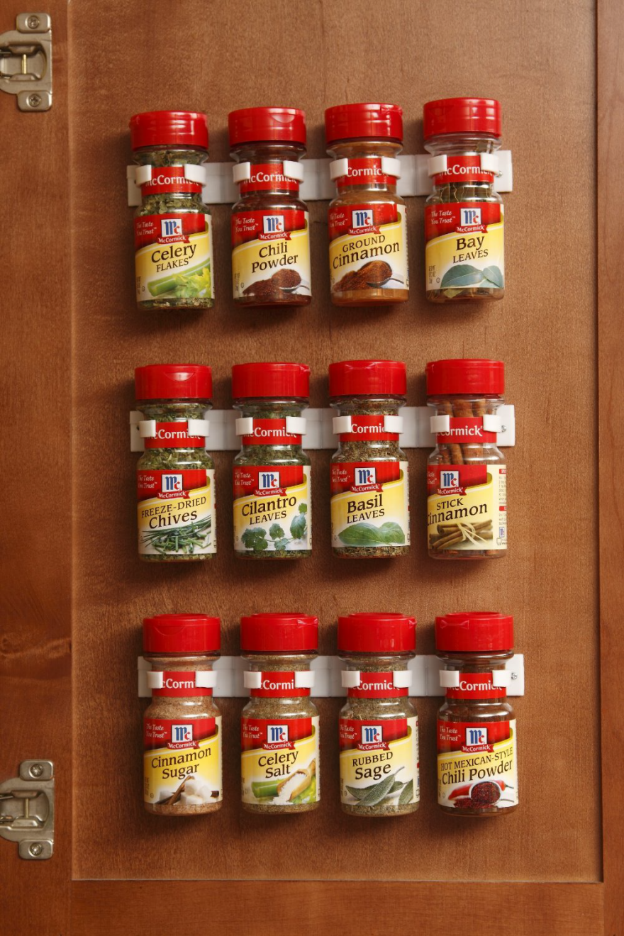 How To End Spice Storage Madness, Part 1   Core77