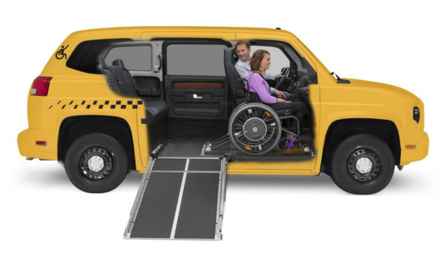 Nissan NV200 vs. VPG MV-1: Which is the Better Wheelchair ...