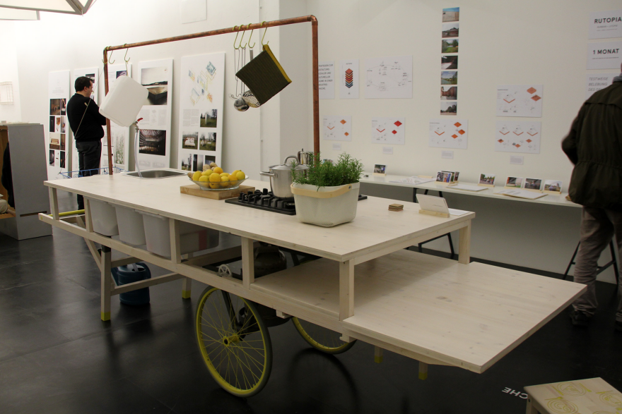 Living Concepts for the Urban Nomad at Cologne Design Week 2016 - Core77