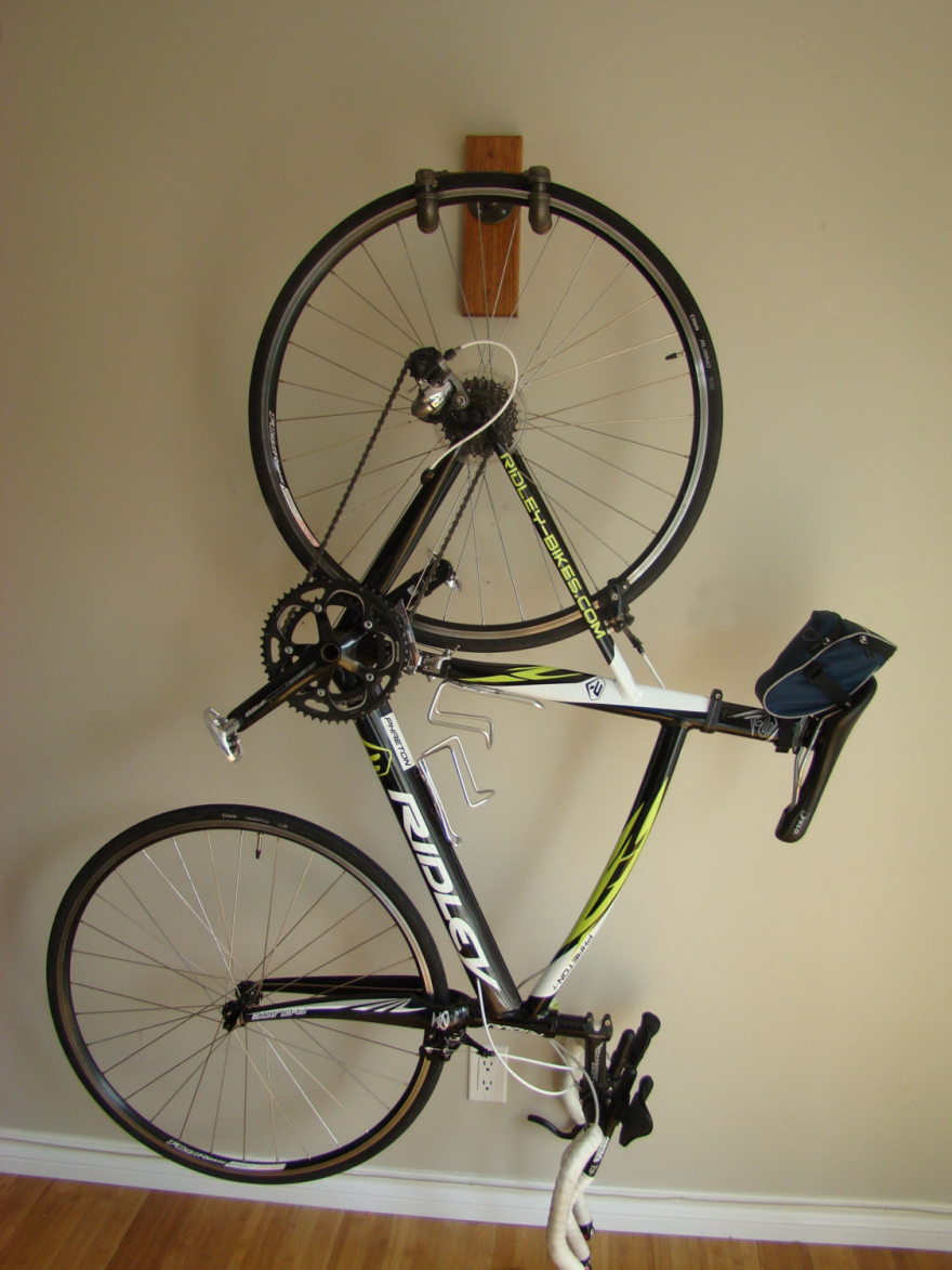 9 Ways To Store A Bike Indoors Unhinged Group