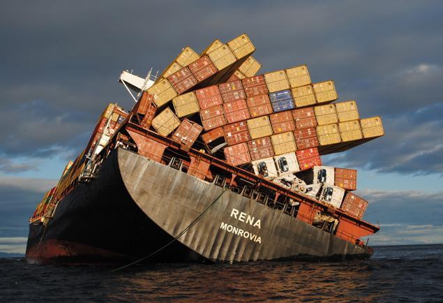 when cargo ships fail core77. Black Bedroom Furniture Sets. Home Design Ideas