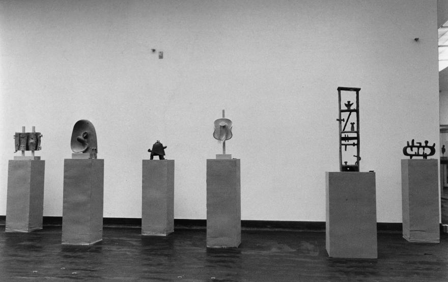 ... Isamu Noguchi. Courtesy The Isamu Noguchi Foundation and Garden Museum